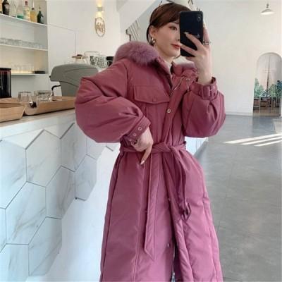 コート ダウンコート レディース ダウンジャケット ロング丈 Aライン 軽い アウター あったか 大きいサイズ 人気 上品 20代 30代 40代 50代