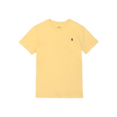 ラルフローレン RALPH LAUREN T シャツ イエロー 5 コットン 100% T シャツ