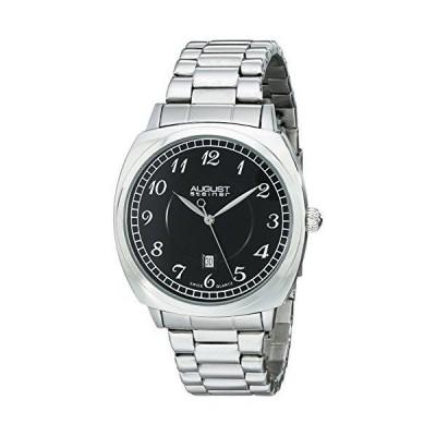 オーガストシュタイナ August Steiner 男性用 腕時計 メンズ ウォッチ シルバー AS8160SSB