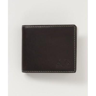 HERRINGBONE CLUB / オリーチェバケッタ二つ折り財布 MEN 財布/小物 > 財布