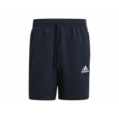 アディダス:【メンズ】ESS 3ストライプス ウーブンショーツ【adidas スポーツ トレーニング ハーフ パンツ】