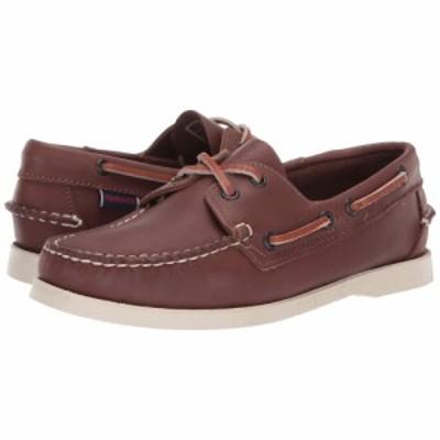 セバゴ Sebago レディース ローファー・オックスフォード シューズ・靴 Dockside Portland Brown