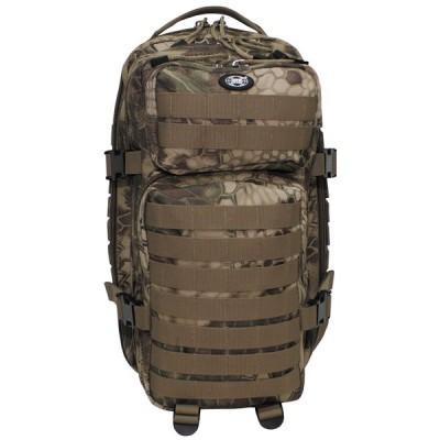 MFH バックパック Assault I ハイグレード 30L MOLLEシステム - SNAKE FG Camo