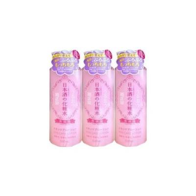 3個 菊正宗 日本酒の化粧水 高保湿 500mlx3個 (4971650800578)