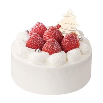 パティスリー キハチ A38 クリスマスショート(直径約12cm)[24日お渡し] 新宿店 店頭お渡しケーキ