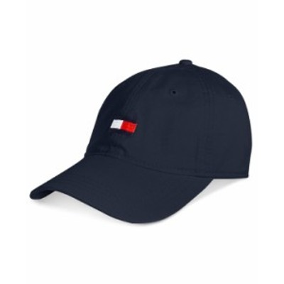 トミー ヒルフィガー メンズ 帽子 アクセサリー Men's Ardin Cap Navy