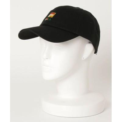 ムラサキスポーツ / FILA/フィラ キャップ C.TWILL CAP 107113751 MEN 帽子 > キャップ