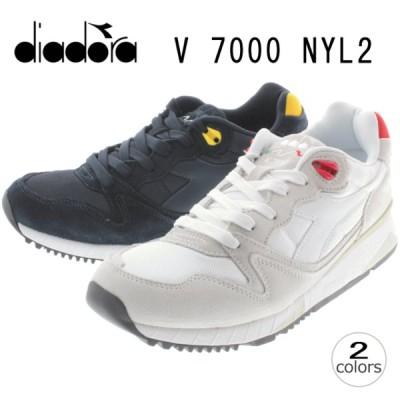 DIADORA ディアドラ V7000 NYL 2 ベローチェ7000 ナイロン 2 ホワイト(C0823) トータルエクリプス(C6278) 170939