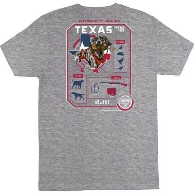 コロンビア Tシャツ トップス メンズ Columbia Sportswear Men's PHG TX Taika T-shirt Gray