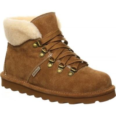 ベアパウ BEARPAW レディース ブーツ ウインターブーツ シューズ・靴 Marta Winter Boots Hickory