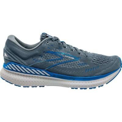 ブルックス Brooks メンズ ランニング・ウォーキング シューズ・靴 Glycerin 19 GTS Running Shoes Grey/Blue