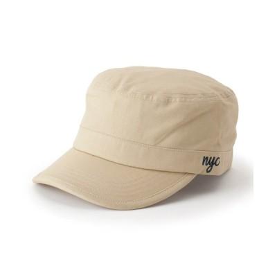 THE SHOP TK / ツイルワークキャップ MEN 帽子 > キャップ