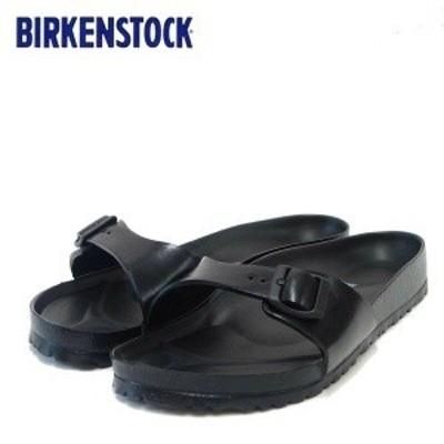 シューズ ファッション サンダル BIRKENSTOCK ビルケンシュトック ブラック MADRID EVA(マドリッド)幅広(レギュラーフィット) お取り