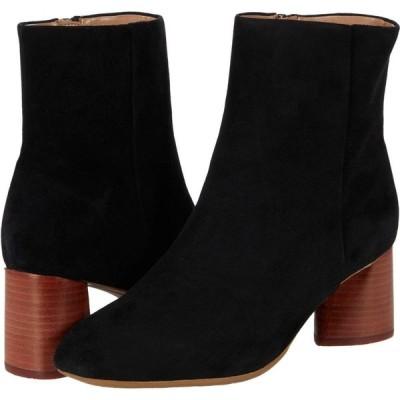 エアロソールズ Aerosoles レディース ブーツ シューズ・靴 Myla Black Suede