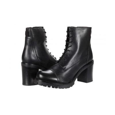 Spring Step スプリングステップ レディース 女性用 シューズ 靴 ヒール Damarys - Black