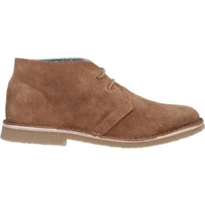 FRATELLI BENEDI メンズ ブーツ シューズ・靴 boots Camel