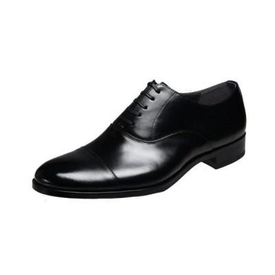 マドラスメンズシューズ4401ブラックストレートチップ紳士靴