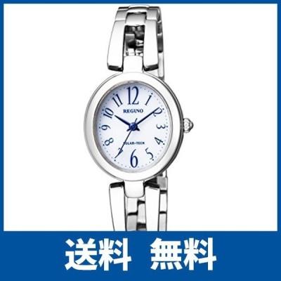 シチズン 腕時計 レグノ ソーラーテック レディス ブレスレット KP1-616-13 シルバー