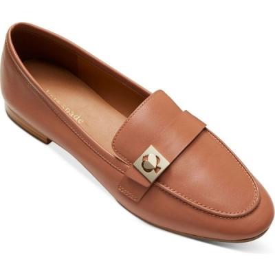 ケイト スペード kate spade new york レディース サンダル・ミュール シューズ・靴 Catroux Slides Tawny Leather