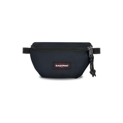 イーストパック EASTPAK バックパック&ヒップバッグ ダークブルー ナイロン 100% バックパック&ヒップバッグ