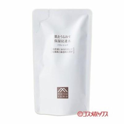 松山油脂 肌をうるおす保湿浸透水 バランシング 詰替用 110ml matsuyama