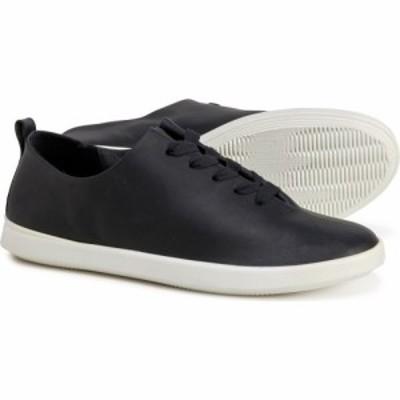 エコー ECCO レディース スニーカー シューズ・靴 leisure sneakers - leather Black