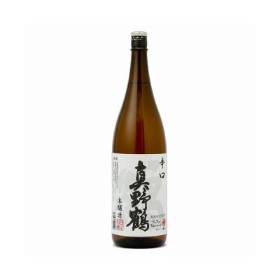 真野鶴・辛口 鶴(本醸造)1,800ml 尾畑酒造