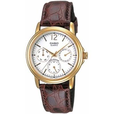 [カシオ] 腕時計 スタンダード MTP-1174Q-7AJF ブラウン(中古品)
