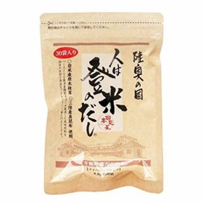 日高見屋 人は登米のだし だしパック 万能和風出汁の素 8.8g×30袋 国産の厳選素材5種を使用