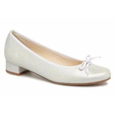 Elizabeth Stuart レディースシューズ Elizabeth Stuart Ballet pumps Josy 415 White B