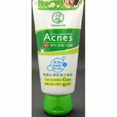 アクネス薬用毛穴すっきり粒つぶ洗顔 130G