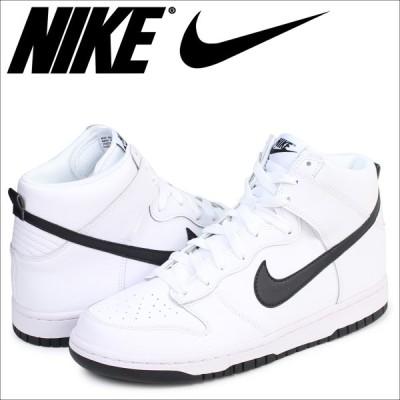 NIKE ナイキ ダンク ハイ スニーカー DUNK HI メンズ 904233-103 靴 ホワイト