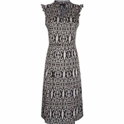 ジュームズ レイクランド James Lakeland レディース ワンピース ノースリーブ ワンピース・ドレス Tribal Print Sleeveless Dress Print