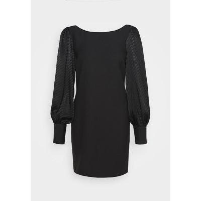 ナフ ナフ ワンピース レディース トップス Day dress - noir