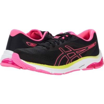 アシックス ASICS レディース ランニング・ウォーキング シューズ・靴 GEL-Pulse 12 Black/Hot Pink