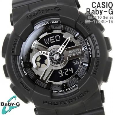 Baby-G カシオ 腕時計 CASIO Baby-G babyg BA-110BC-1A アナデジ