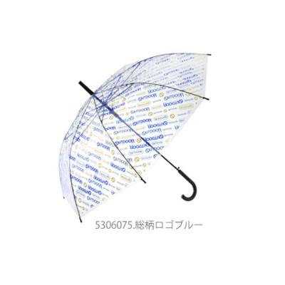 (BACKYARD/バックヤード)アウトドア プロダクツ OUTDOOR PRODUCTS ビニール長傘/レディース ブルー系1