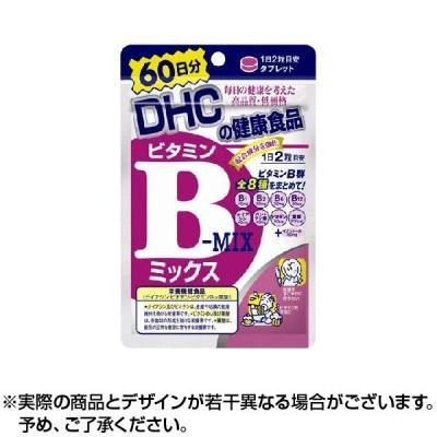 DHC ビタミンB ミックス 60粒 120日分 サプリメント ×1個