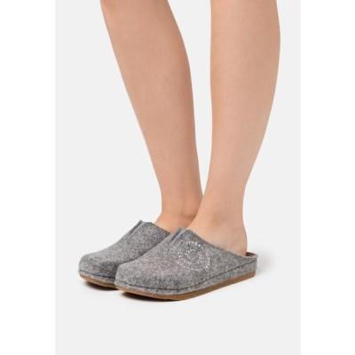 レディース 靴 シューズ Slippers - light grey