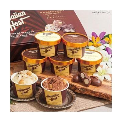 ハワイアンホースト マカデミアナッツ チョコ アイス