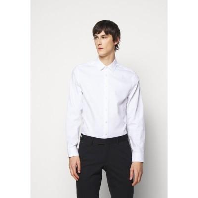 タイガー オブ スウェーデン シャツ メンズ トップス FERENE - Formal shirt - white