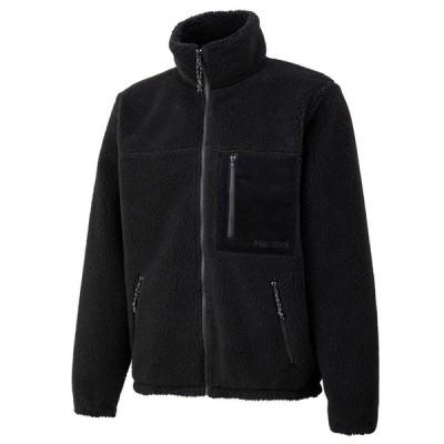 アウトドアジャケット マーモット Sheep Fleece Jacket(シープ フリース ジャケット) Men's M BK(ブラック)