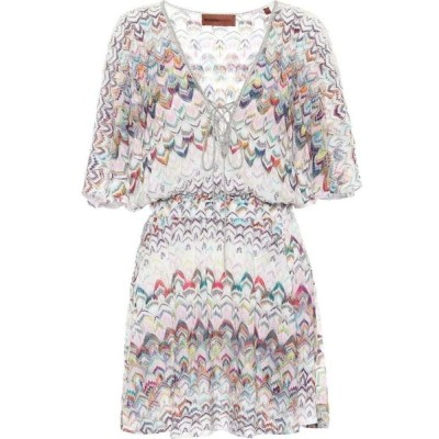 ミッソーニ Missoni Mare レディース ワンピース ワンピース・ドレス Zigzag knit minidress Multi