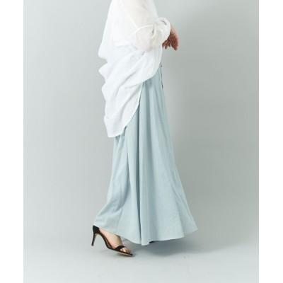 コットンボイルスカート