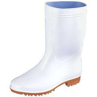 弘進ゾナG3白長靴22.5cm CD:378230