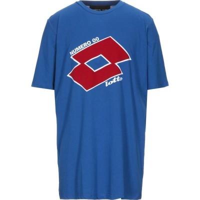 ヌメロ NUMERO 00 メンズ Tシャツ トップス T-Shirt Blue