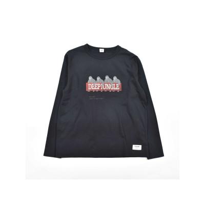 【JEANS-b】GORILLA ロングTシャツ