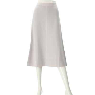 STO:R STO:R リバーシブルAラインニットスカート