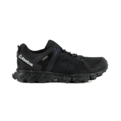 運動靴 リーボック Reebok Men's Trailgrip RS 5.0 GTX Black Gore-Tex Shoes BD4155 NEW!
