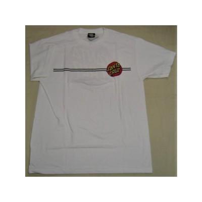 セール15%off SANTACRUZ サンタクルーズ 4414060 CLASSIC DOT ロゴ プリント Tシャツ 半袖 メンズ 人気 おすすめ かっこいい 新品
